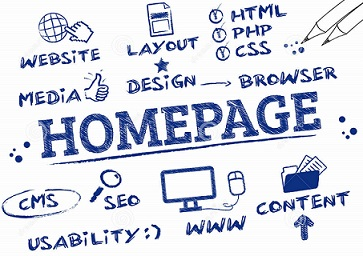 homepage concept scribble keywords icons doodle 35696257