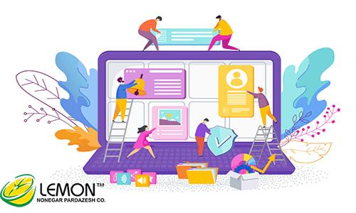 طراحی و ساخت یک وب سایت برای بجنورد