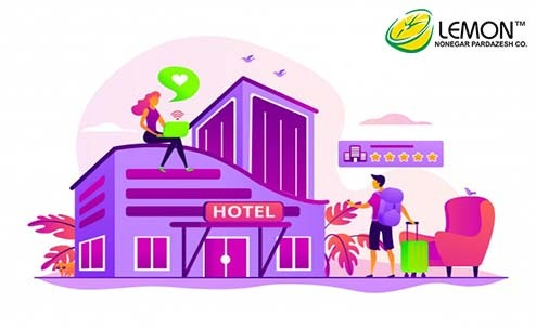 طراحی سایت رزرو هتل