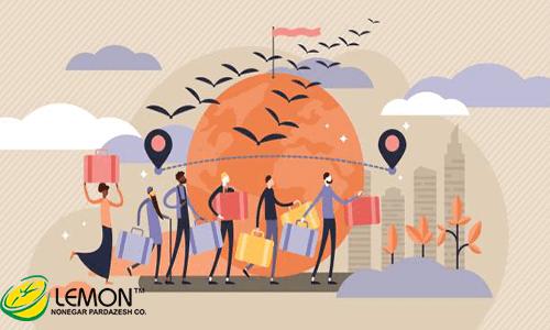 ساخت سایت برای مهاجرت