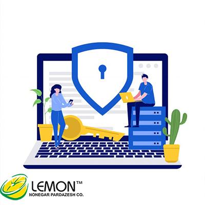 گزارش مسائل امنیتی سایت